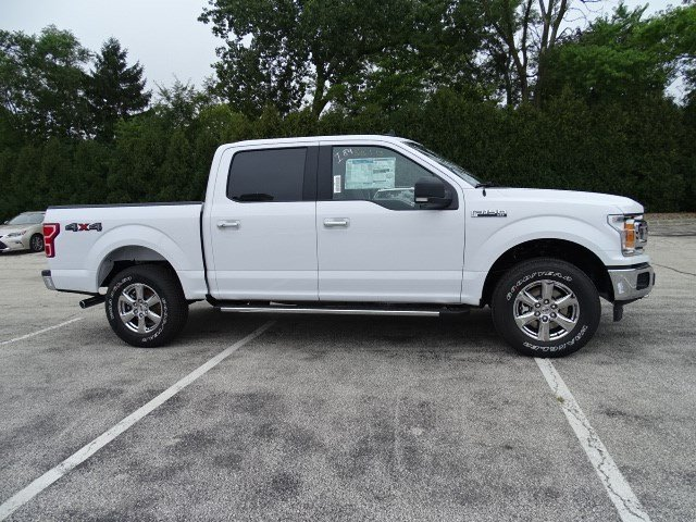 2019 F-150 SuperCrew Cab 4x4,  Pickup #F39942 - photo 3