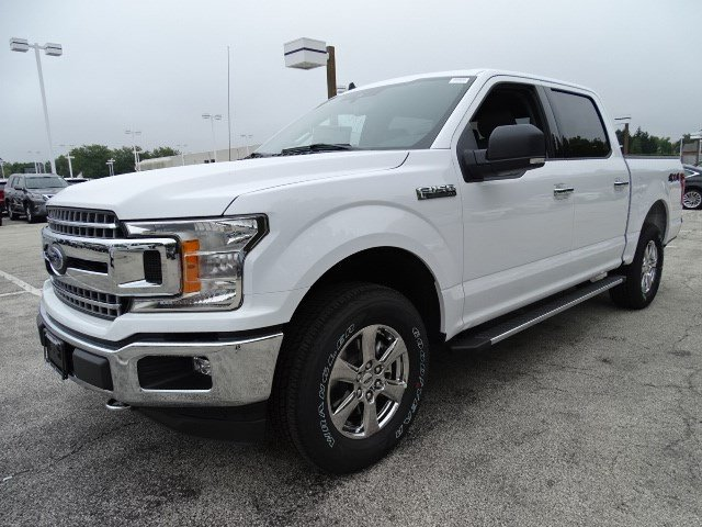 2019 F-150 SuperCrew Cab 4x4, Pickup #F39942 - photo 5