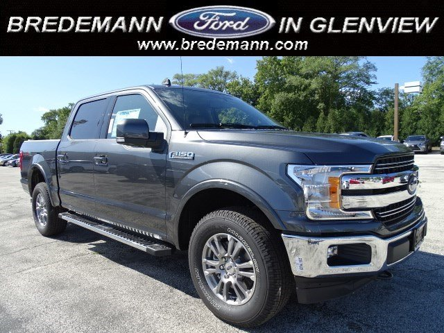 2019 F-150 SuperCrew Cab 4x4,  Pickup #F39958 - photo 1