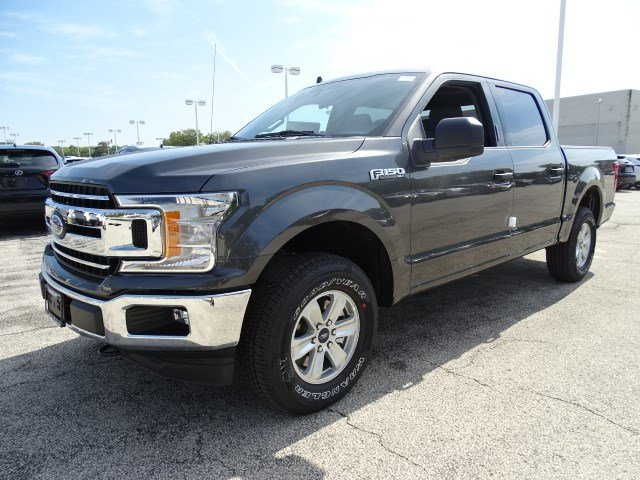 2019 F-150 SuperCrew Cab 4x4, Pickup #F39987 - photo 5