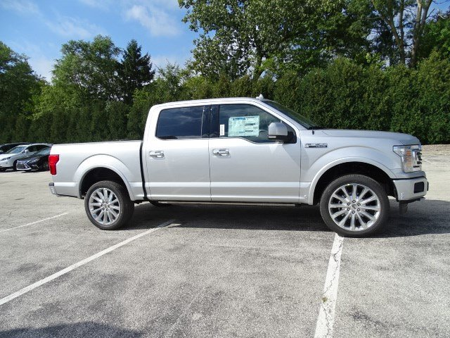 2019 F-150 SuperCrew Cab 4x4,  Pickup #F39996 - photo 3