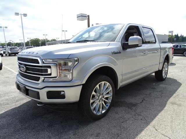2019 F-150 SuperCrew Cab 4x4,  Pickup #F39996 - photo 5
