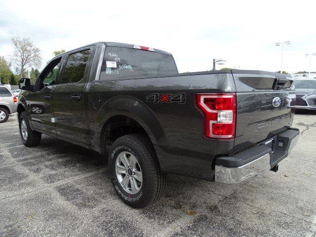 2019 F-150 SuperCrew Cab 4x4, Pickup #F40050 - photo 4