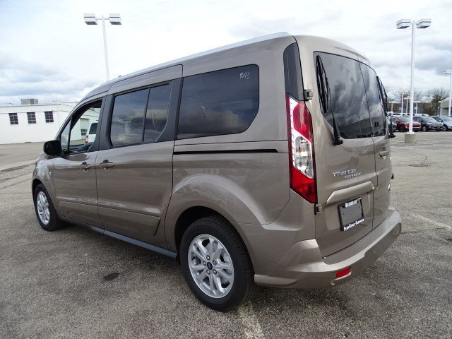 2020 Ford Transit Connect FWD, Passenger Wagon #F40090 - photo 4