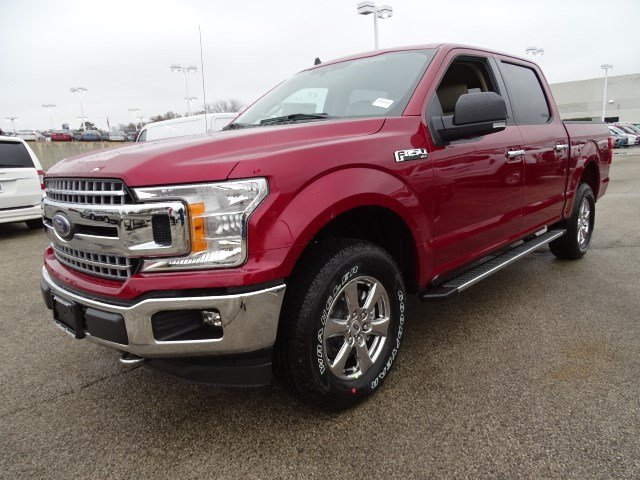2019 F-150 SuperCrew Cab 4x4, Pickup #F40137 - photo 5