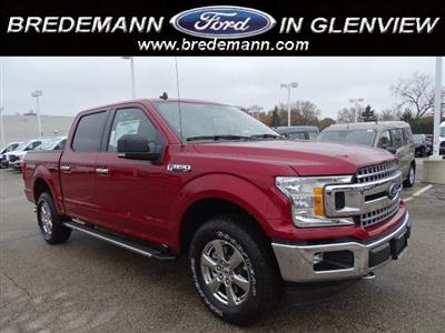 2019 F-150 SuperCrew Cab 4x4, Pickup #F40137 - photo 1