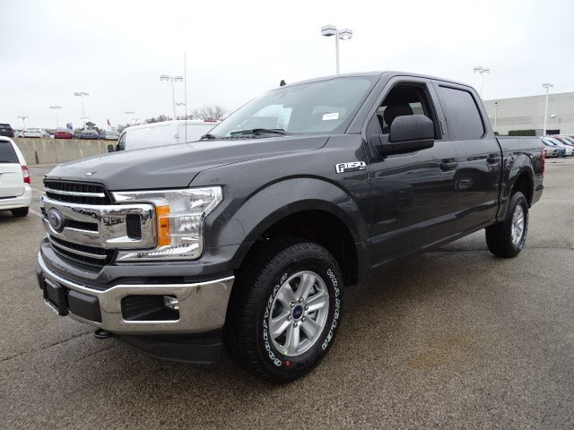 2019 F-150 SuperCrew Cab 4x4, Pickup #F40139 - photo 5