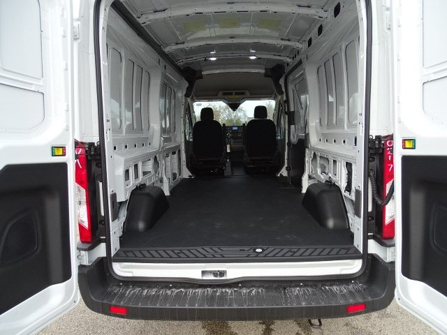 2020 Transit 250 Med Roof RWD, Empty Cargo Van #F40174 - photo 2