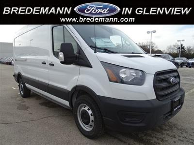 2020 Transit 250 Med Roof RWD, Empty Cargo Van #F40174 - photo 1