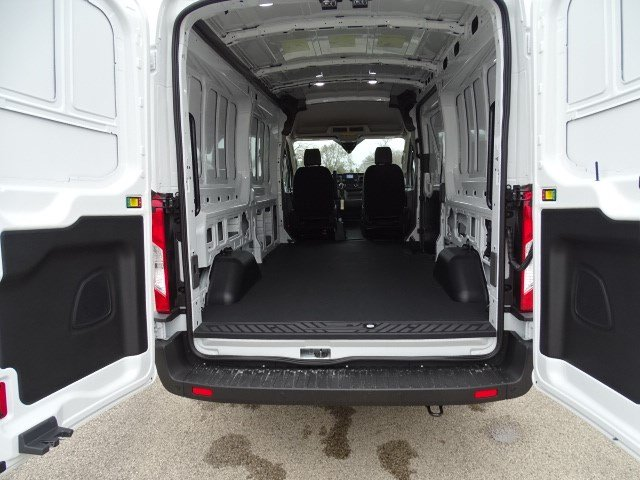2020 Ford Transit 250 Med Roof RWD, Empty Cargo Van #F40176 - photo 1
