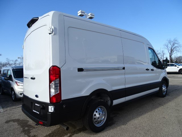 2020 Transit 150 Med Roof AWD, Empty Cargo Van #F40183 - photo 4