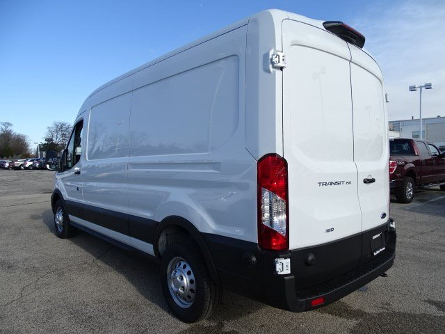 2020 Transit 150 Med Roof AWD, Empty Cargo Van #F40183 - photo 5