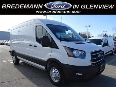2020 Transit 150 Med Roof, Empty Cargo Van #F40183 - photo 1