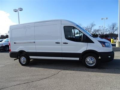 2020 Transit 150 Med Roof AWD, Empty Cargo Van #F40183 - photo 3