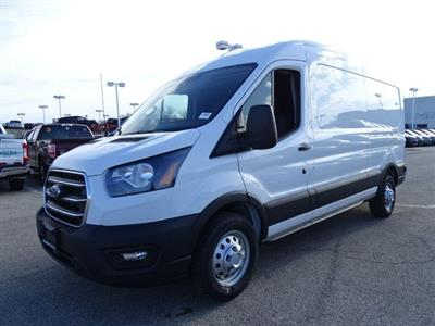 2020 Transit 150 Med Roof AWD, Empty Cargo Van #F40183 - photo 6