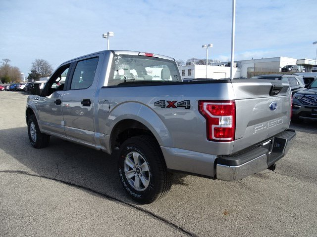 2020 F-150 SuperCrew Cab 4x4, Pickup #F40203 - photo 4