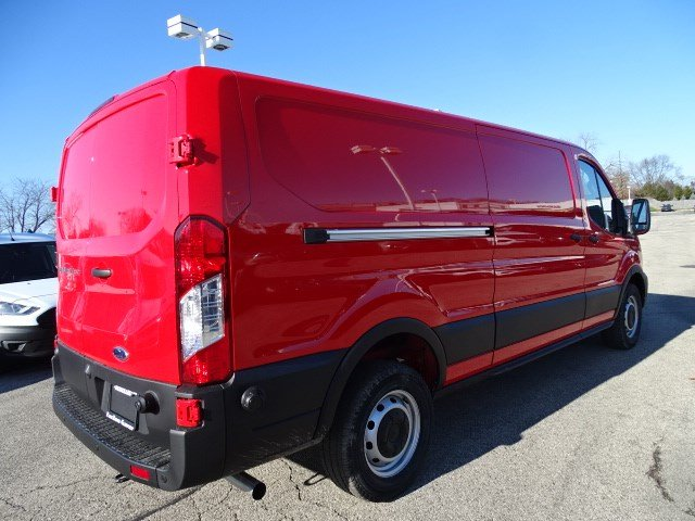 2020 Transit 250 Low Roof RWD, Empty Cargo Van #F40211 - photo 4