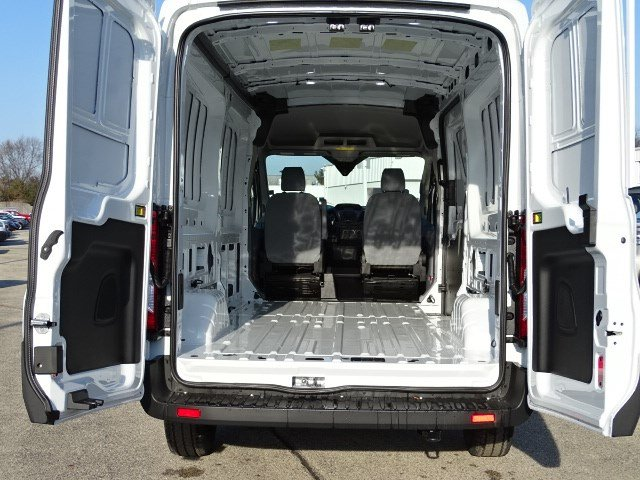 2019 Ford Transit 250 Med Roof 4x2, Empty Cargo Van #F40222 - photo 1
