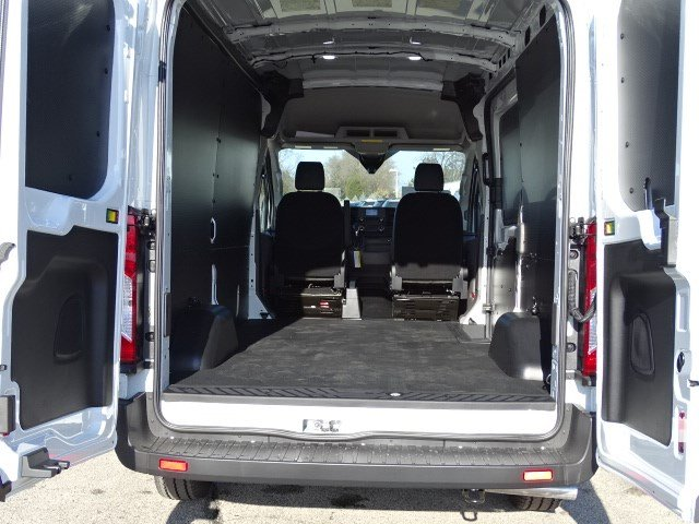 2020 Transit 250 Med Roof RWD, Empty Cargo Van #F40225 - photo 2