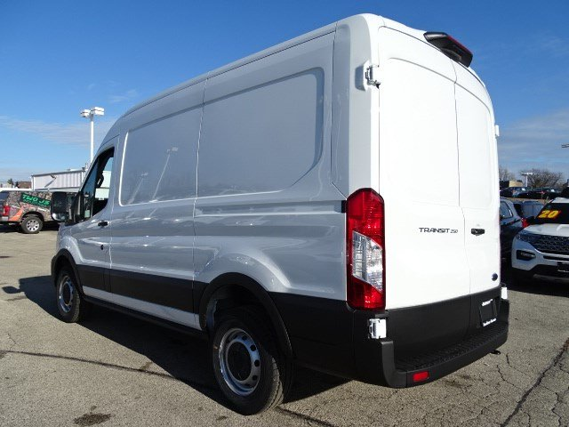 2020 Transit 250 Med Roof RWD, Empty Cargo Van #F40225 - photo 5