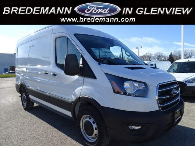 2020 Ford Transit 250 Med Roof RWD, Empty Cargo Van #F40252 - photo 1
