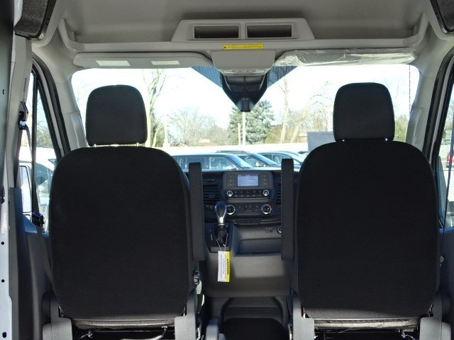 2020 Ford Transit 250 Med Roof RWD, Empty Cargo Van #F40252 - photo 25