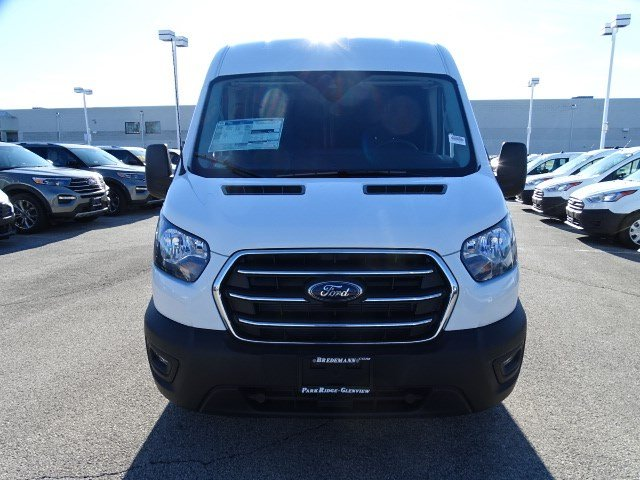 2020 Ford Transit 250 Med Roof RWD, Empty Cargo Van #F40252 - photo 30