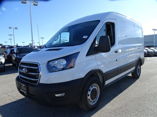 2020 Ford Transit 250 Med Roof RWD, Empty Cargo Van #F40252 - photo 6