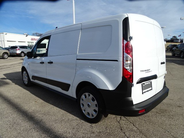 2020 Ford Transit Connect FWD, Empty Cargo Van #F40268 - photo 5