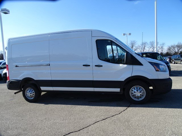2020 Transit 250 Med Roof AWD, Empty Cargo Van #F40282 - photo 3