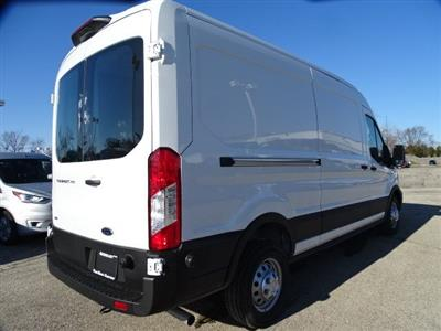 2020 Transit 250 Med Roof AWD, Empty Cargo Van #F40282 - photo 4