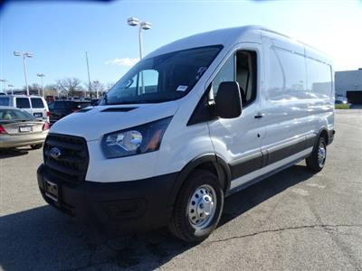 2020 Transit 250 Med Roof AWD, Empty Cargo Van #F40282 - photo 6