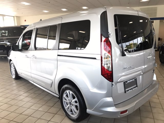 2020 Ford Transit Connect FWD, Passenger Wagon #F40317 - photo 4