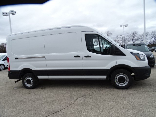 2020 Transit 250 Med Roof RWD, Empty Cargo Van #F40348 - photo 3