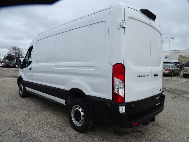 2020 Transit 250 Med Roof RWD, Empty Cargo Van #F40348 - photo 5