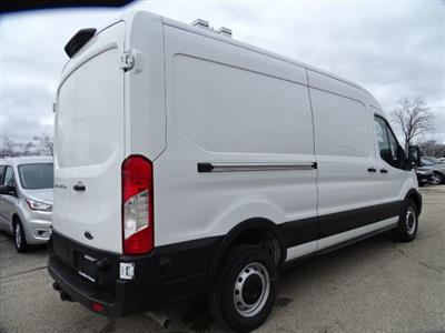 2020 Transit 250 Med Roof RWD, Empty Cargo Van #F40348 - photo 4