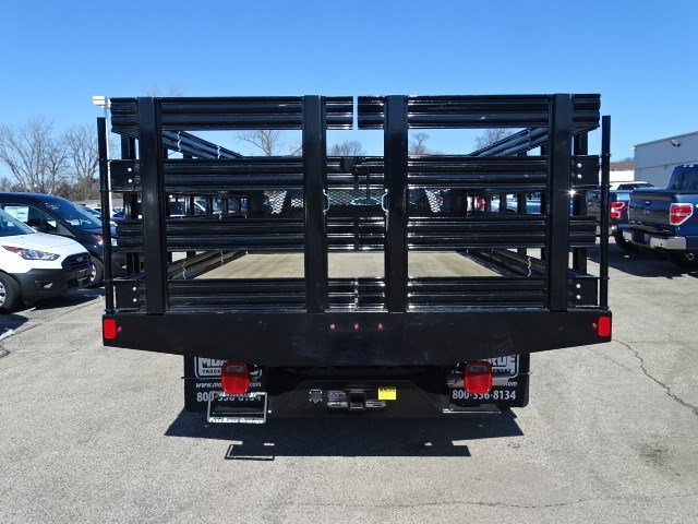 2020 Ford F-350 Regular Cab DRW RWD, Monroe Work-A-Hauler II Stake Bed #F40362 - photo 18