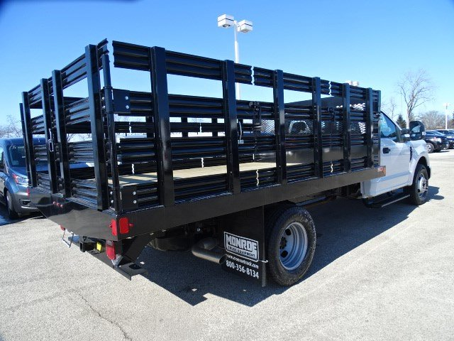 2020 Ford F-350 Regular Cab DRW RWD, Monroe Stake Bed #F40362 - photo 1