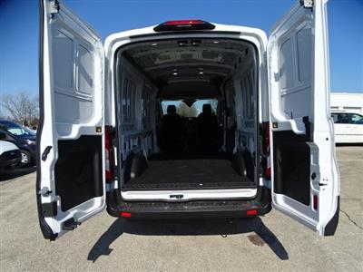 2020 Transit 250 Med Roof RWD, Empty Cargo Van #F40376 - photo 2