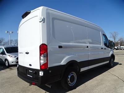 2020 Transit 250 Med Roof RWD, Empty Cargo Van #F40376 - photo 4