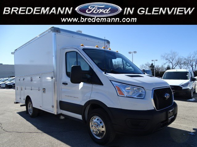 2020 Ford Transit 350 HD DRW RWD, Supreme Service Utility Van #F40385 - photo 1