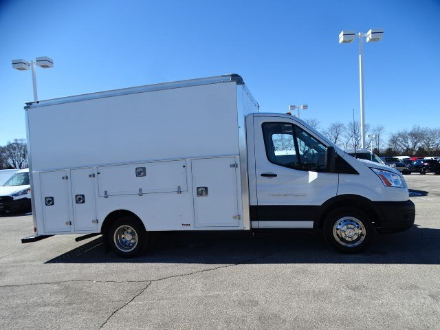 2020 Ford Transit 350 HD DRW RWD, Supreme Spartan Service Utility Van #F40385 - photo 3