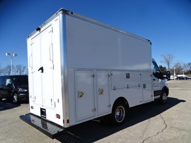 2020 Transit 350 HD DRW RWD, Supreme Service Utility Van #F40385 - photo 1