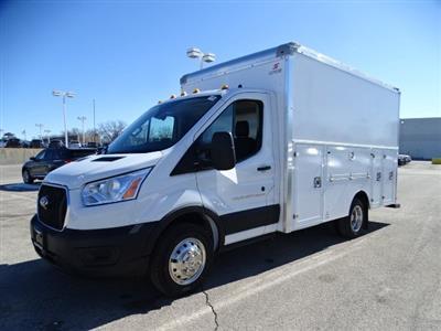 2020 Ford Transit 350 HD DRW RWD, Supreme Spartan Service Utility Van #F40385 - photo 8