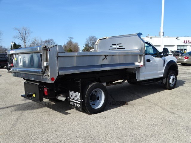 2020 F-450 Regular Cab DRW 4x4, Monroe Dump Body #F40421 - photo 1