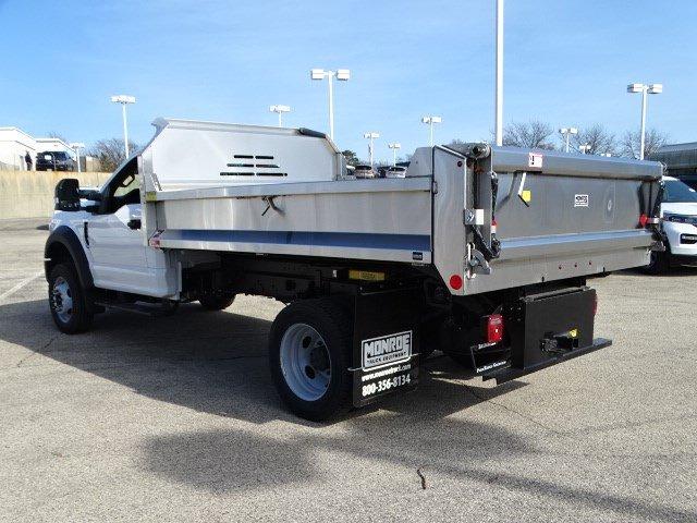 2020 F-450 Regular Cab DRW 4x4, Monroe MTE-Zee SST Series Dump Body #F40421 - photo 4