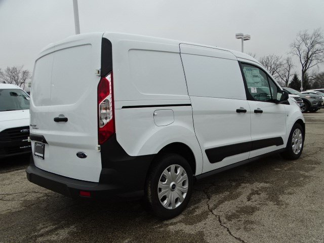 2020 Ford Transit Connect FWD, Empty Cargo Van #F40426 - photo 4