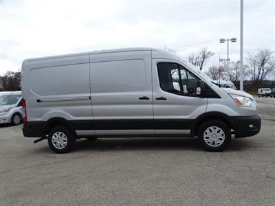 2020 Transit 150 Med Roof RWD, Empty Cargo Van #F40430 - photo 3