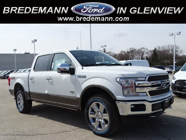 2020 F-150 SuperCrew Cab 4x4, Pickup #F40447 - photo 1