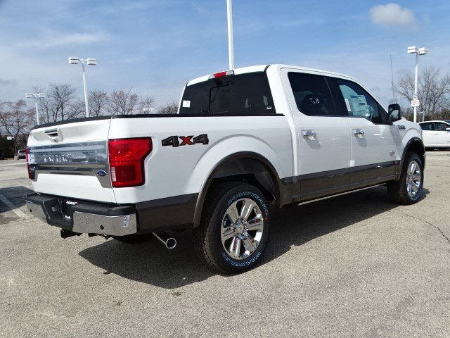 2020 F-150 SuperCrew Cab 4x4, Pickup #F40447 - photo 2